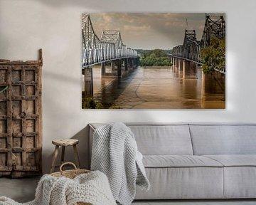 Vicksburg Bridge van Mrs van Aalst