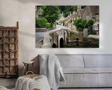 Castle Combe, village des Cotswolds sur iPics Photography