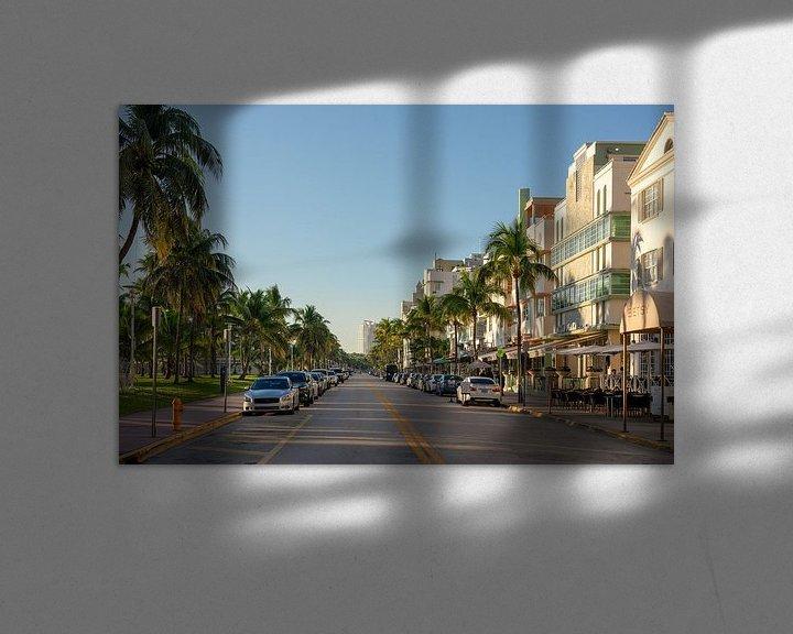 Impression: Promenade en mer, Miami sur Reinier Snijders