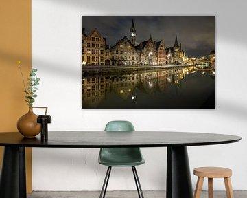 Gent by night van Edward Sarkisian