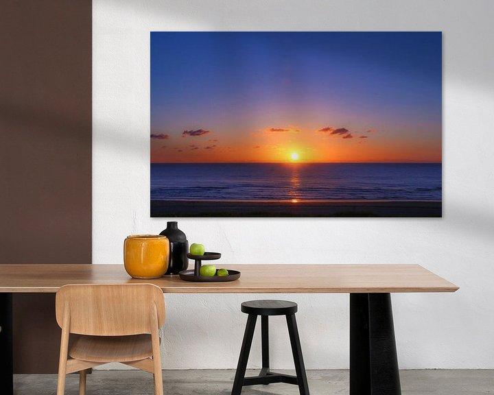 Beispiel: zonsondergang von Jan  Sterken