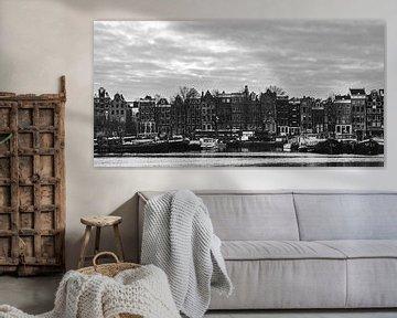 Amsterdamer Kai von Bart Rondeel
