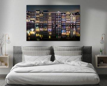 Amsterdam Damrak van Niels Barto