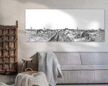 Panorama Breda von Ans Bastiaanssen
