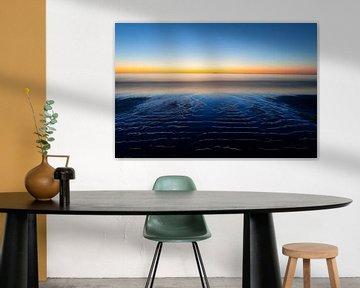 Het getij Noordzee, Scheveningen van Sander Hupkes