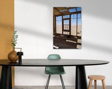 A room with a view van Erna Haarsma-Hoogterp