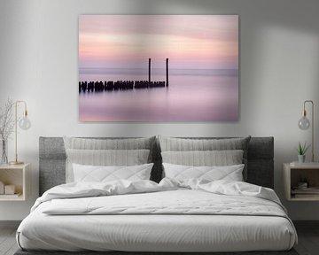 Strand Zeeland van Frank Peters