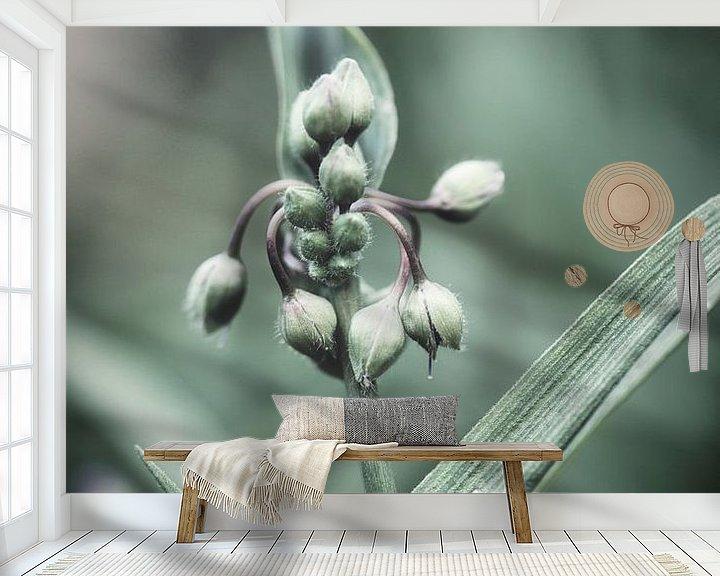 Sfeerimpressie behang: Zachte kleuren van Sran Vld Fotografie
