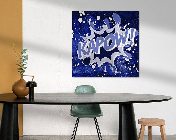 Beispiel: Kapow! von PictureWork - Digital artist