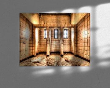 Toiletgroep van Floris van Woudenberg