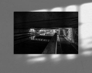 water onder de brug von Robin Pics (verliefd op Utrecht)