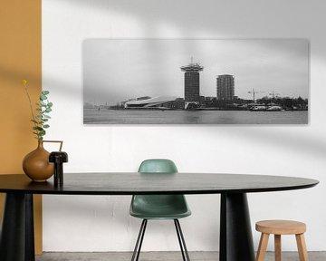 Amsterdam Noord panorama van Roger VDB