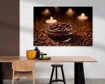 Koffiebonen van Johan Vanbockryck