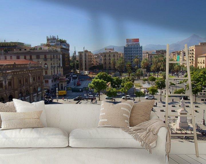 Beispiel fototapete: Palermo von Sven Zoeteman