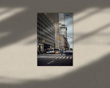 Ampel in New York von Bas de Glopper