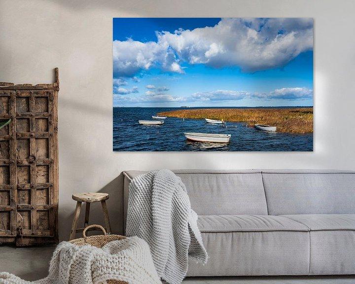Impression: Baltic Sea coast on the island Moen in Denmark sur Rico Ködder