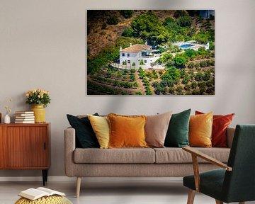 Spaanse villa