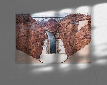 Le barrage Hoover (États-Unis)
