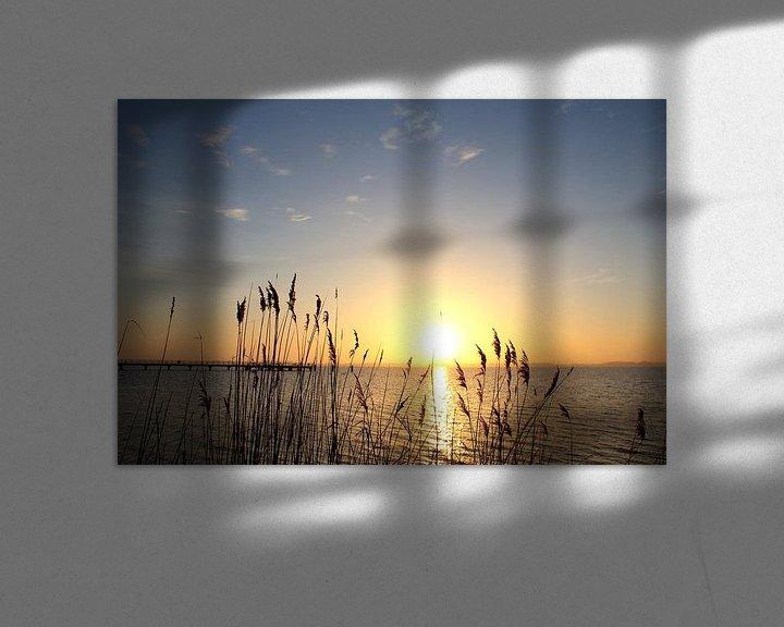 Beispiel: Morgenstimmung im Winter von Ostsee Bilder