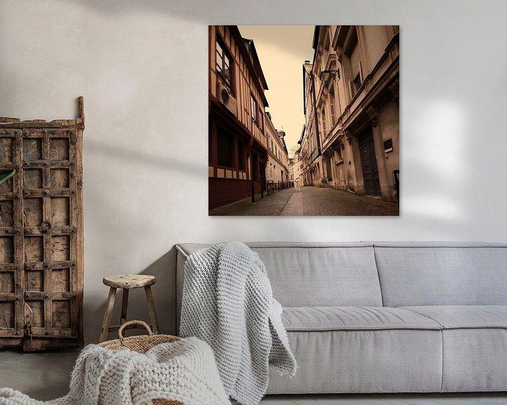 Beispiel: Oude straatjes von Erik Reijnders