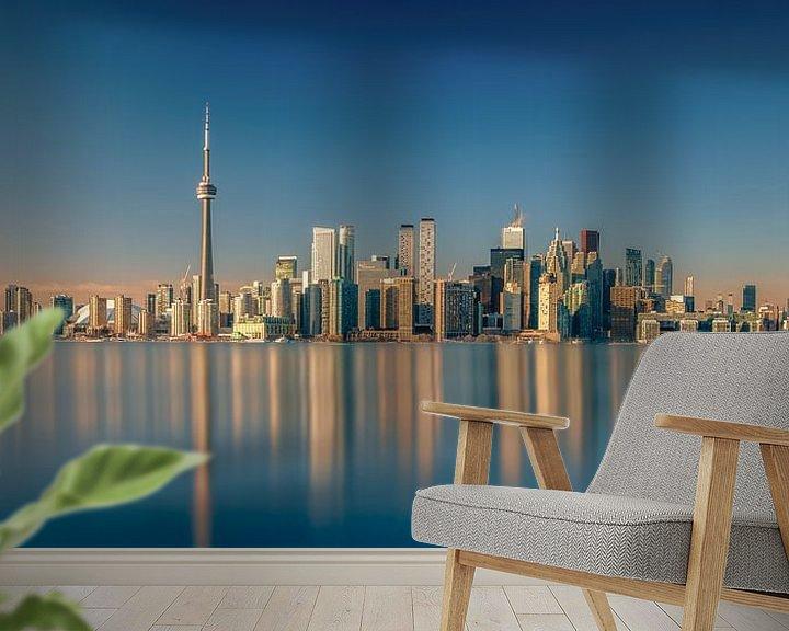 Beispiel fototapete: Toronto von Reinier Snijders