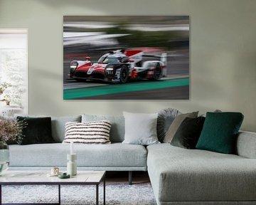 Toyota 24 uur Le Mans 2018