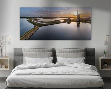 Molen Het Noorden Texel van Texel360Fotografie Richard Heerschap