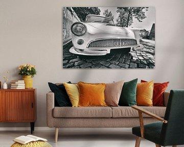 Oldtimer Audi Auto Union 1000 SP von Edith Albuschat