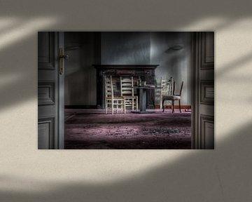 Verlassenes Hotel / Schloss von Eus Driessen