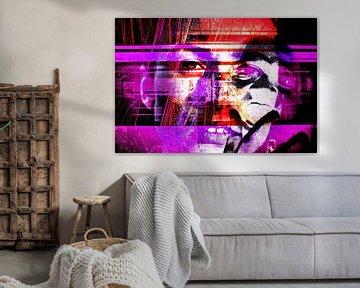 A woman and a man van PictureWork - Digital artist