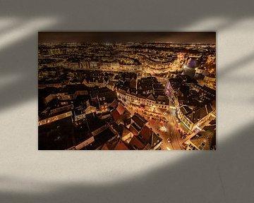 Breda - Grote Kerk - Skyline van I Love Breda