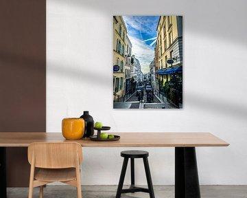 Streets of paris sur luc nellen