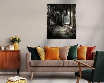 Chateau en péril van Olivier Photography