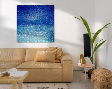 Blue Rain sur Robin Dickinson