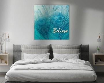 Believe in Aqua