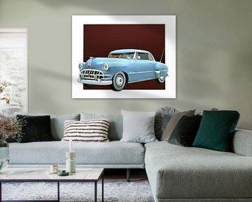 Voiture classique –  Oldtimer Pontiac Chieftain Hard Top Casket sur Jan Keteleer