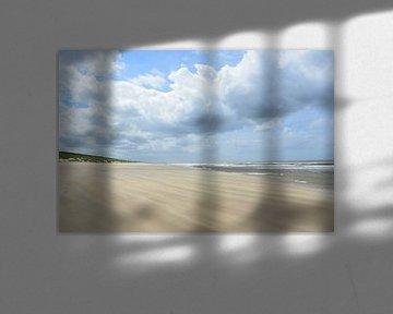 Uitwaaien op het Strand sur Marcel van Duinen