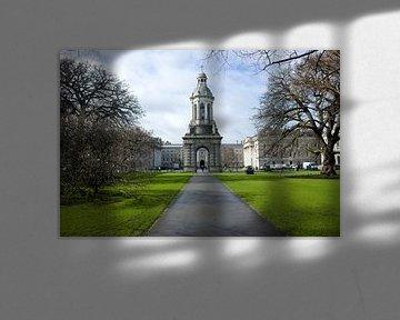 Trinity College, Dublin, Irland von Kees van Dun