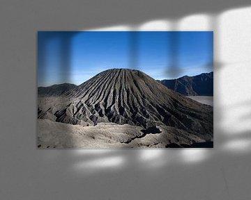 Batok vulkaan van Kees van Dun