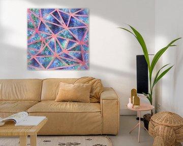 Geometric XXXIII von Art Design Works
