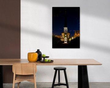 Sint Gertrudis Kapel in Bergen op Zoom van Lars Mol