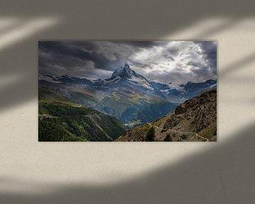Matterhorn van Severin Pomsel