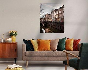 Nacht fotografie in Utrecht von Kim de Been