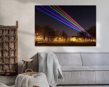 Sol Lumen, Lepelenburg Utrecht von Donker Utrecht