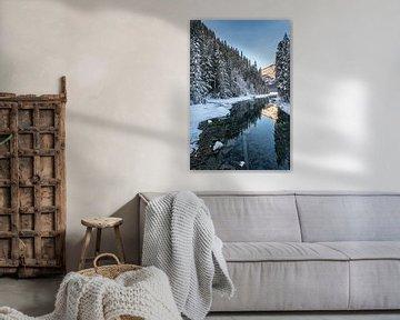 Mount Robson, BC van Luc Buthker