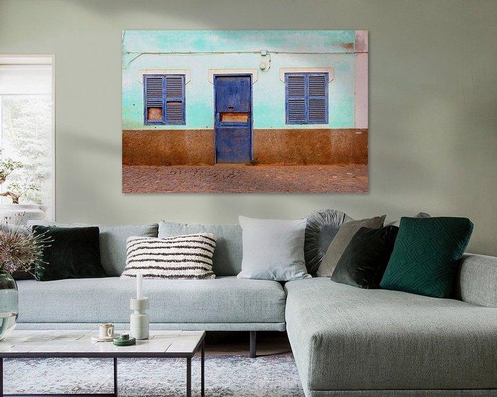 Beispiel: Verlassenes Haus (urbex) von Inge Hogenbijl