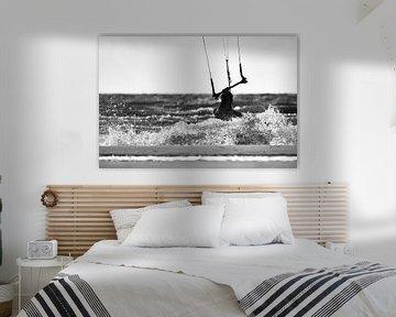 Kitesurfer von Mike Ahrens