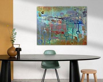 Rainfall van PictureWork - Digital artist