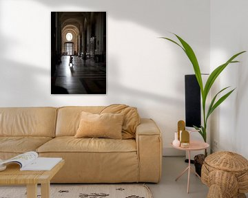 Kathedrale von Catania, Sizilien von Kees van Dun