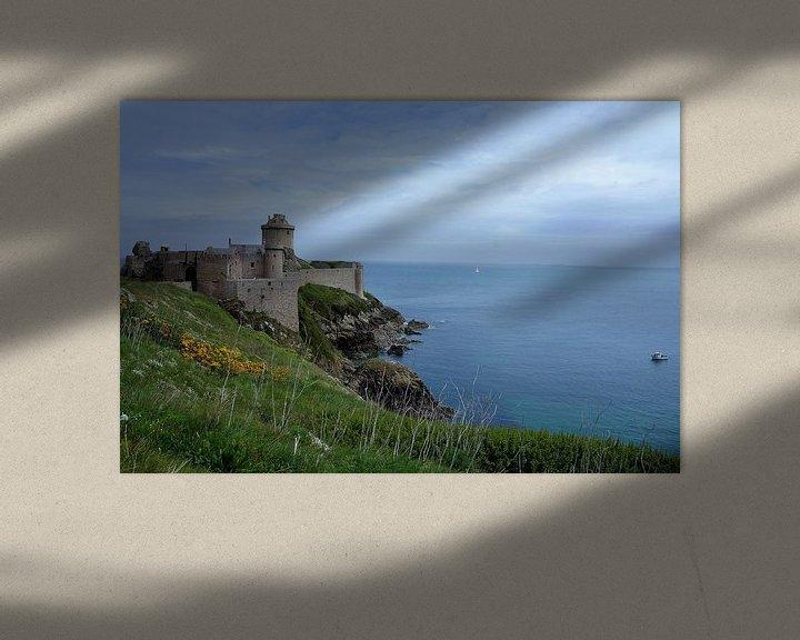 Impression: Fort la Latte Cap-Frehel Bretagne sur Sandra van der Burg